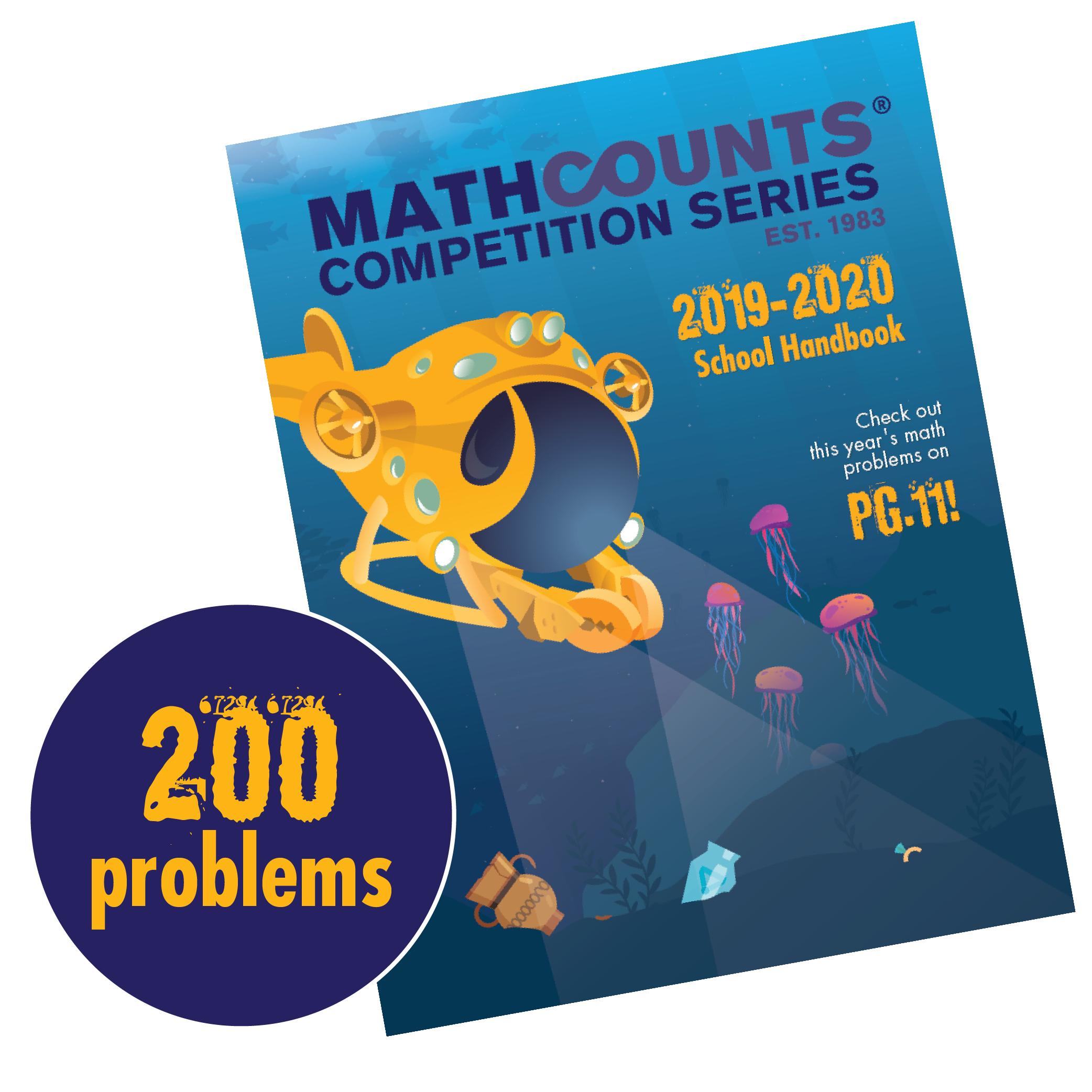 MATHCOUNTS School Handbook | MATHCOUNTS
