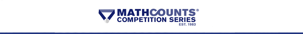 MATHCOUNTS National Competition Series