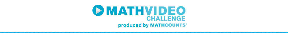 MATHCOUNTS Math Video Challenge