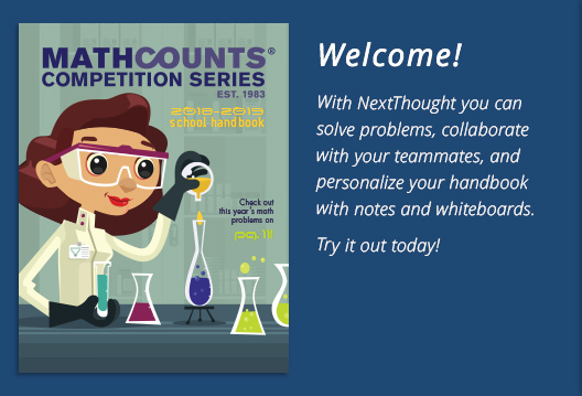 MATHCOUNTS School Handbook | MATHCOUNTS