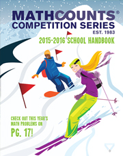 2014-2015 MATHCOUNTS Student Handbook
